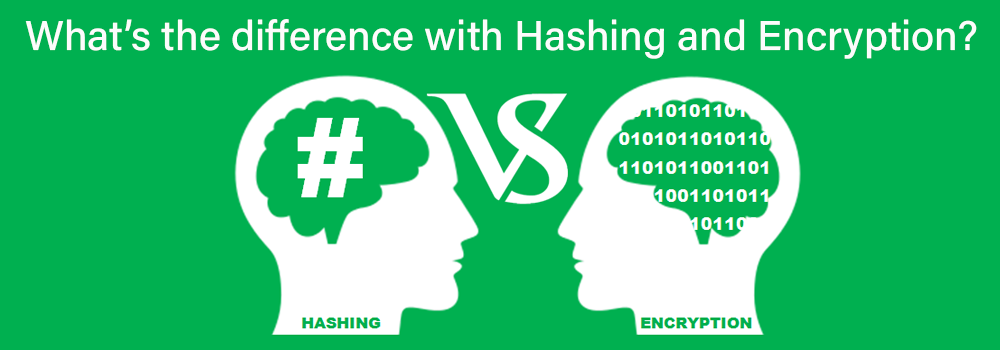 Encryption vs Hashing: What's the difference?