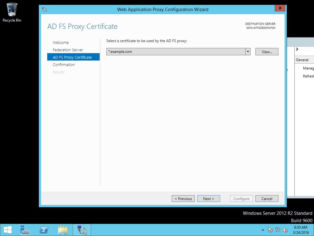 ad fs proxy certificate
