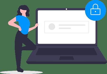 Secure Website using EV SSL